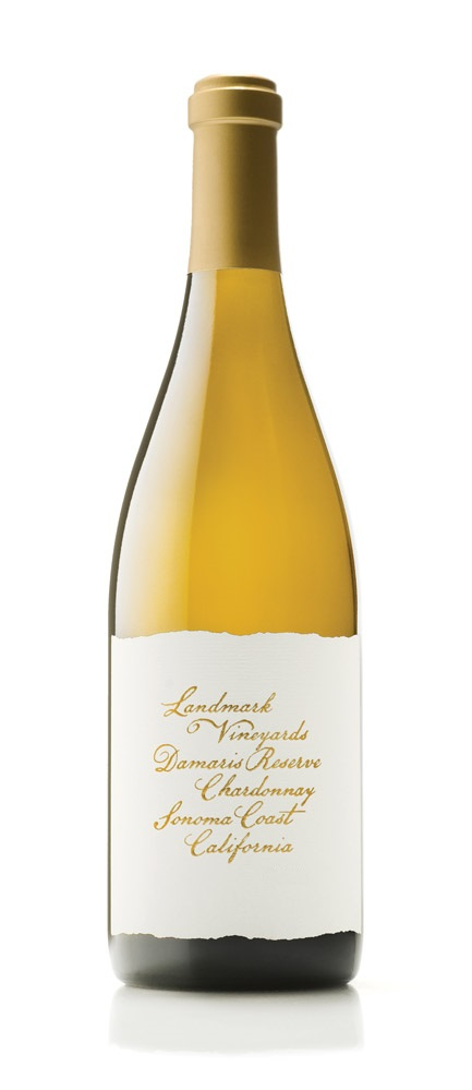 Landmark Chardonnay Damaris Reserve Sonoma 2010 750ML Bottle