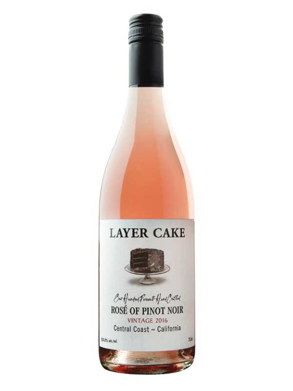 Layer Cake Chardonnay Wine Review