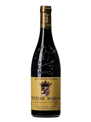 Chateau Maucoil Chateauneuf-du-Pape Tradition Rouge 750ML Bottle