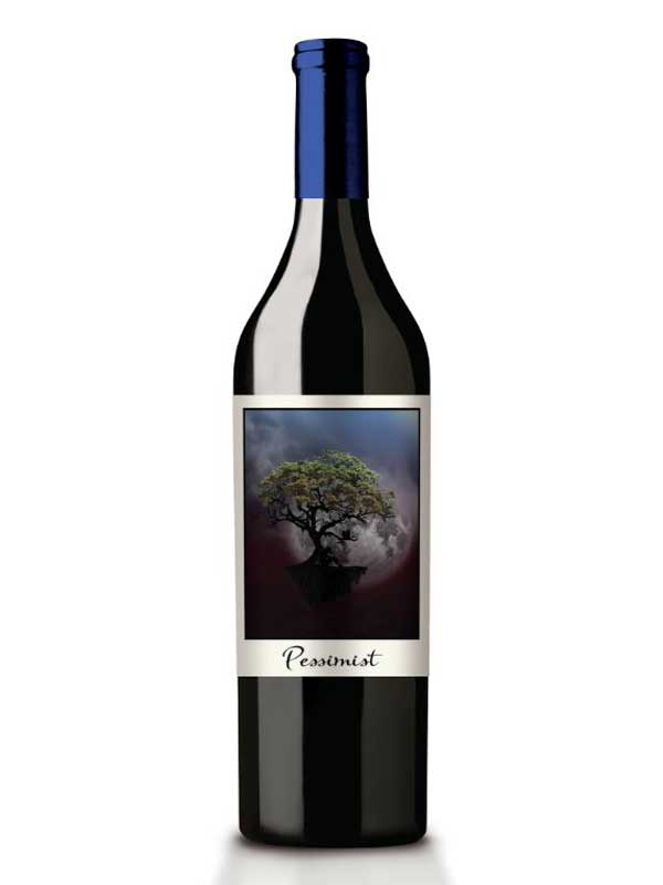 Daou Vineyards The Pessimist Red Blend Paso Robles 2015 750ML Bottle