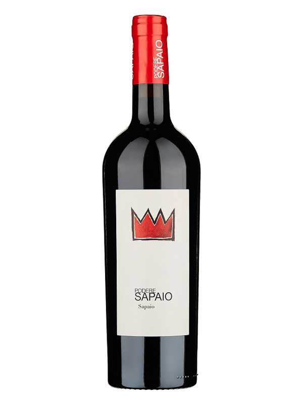 Podere Sapaio Bolgheri Superiore 750ML Bottle