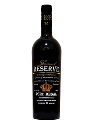 Pori Regal Special Reserve Red Dessert Wine 750ML Bottle