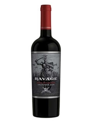 Ravage Dark Red Blend California 2014 750ML Bottle