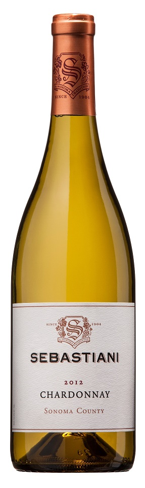 Sebastiani Chardonnay Sonoma County 2012 750ML Bottle