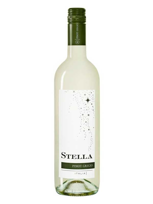 Stella Pinot Grigio Terre Siciliane IGT 2015 750ML Bottle