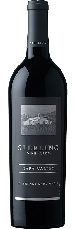 Sterling Vineyards Cabernet Sauvignon Napa Valley 2012 750ML Bottle