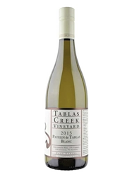 Tablas Creek Patelin de Tablas Blanc Paso Robles 2015 750ML Bottle