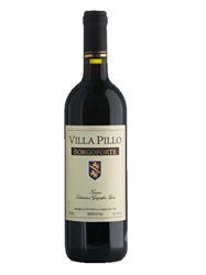 Villa Pillo Borgoforte Toscana 750ML Bottle