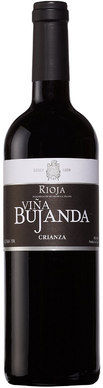 Vina Bujanda Crianza Rioja 2010 750ML Bottle