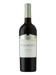 William Hill Merlot Central Coast 2016 750ML Bottle