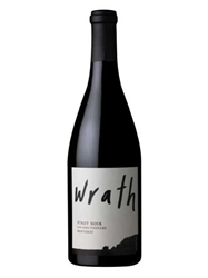 Wrath Wines Pinot Noir San Saba Vineyard Monterey 750ML Bottle
