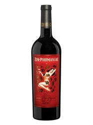 Zin*Phomaniac Old Vines Zinfandel Lodi 2014 750ML Bottle