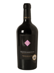 Zolla Primitivo di Manduria 2017 750ML Bottle